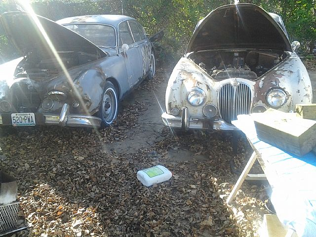 1960 Jaguar Mark II for sale
