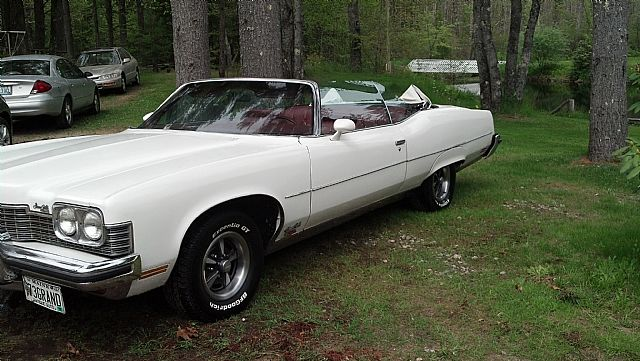 1973 Pontiac Grandville for sale