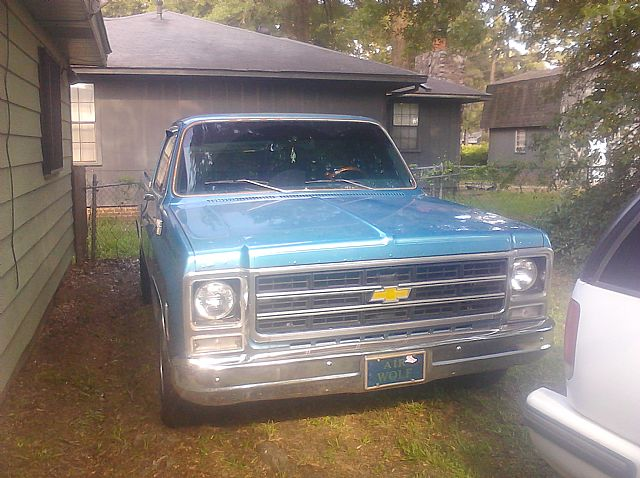 1979 GMC Silverado for sale
