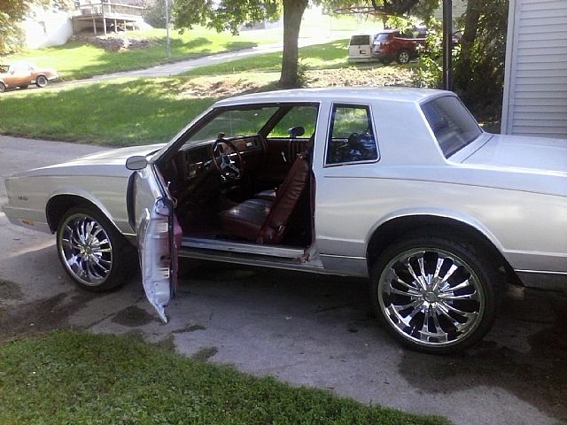 1982 Chevrolet Monte Carlo for sale