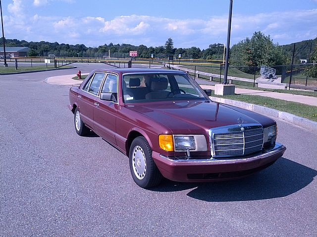 1989 Mercedes 420SEL for sale