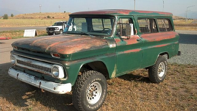 1965 Chevrolet Suburban for sale