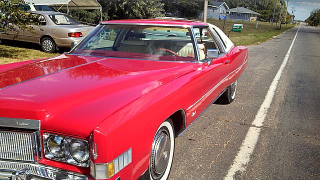 1974 Cadillac Eldorado for sale