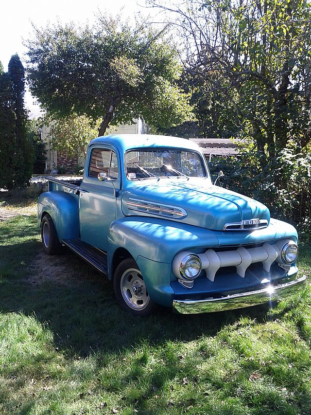 1951 Ford F100 for sale