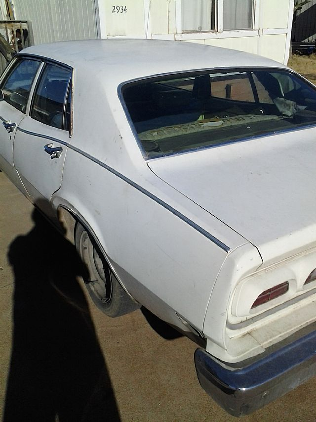 1975 Mercury Comet for sale