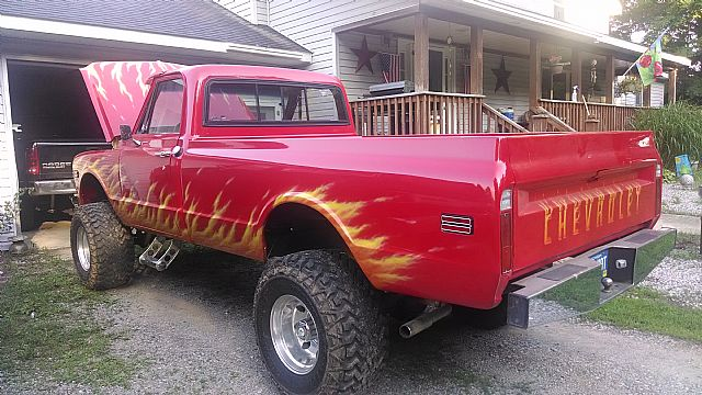 1970 Chevrolet K20 for sale