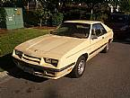1985 Plymouth Duster