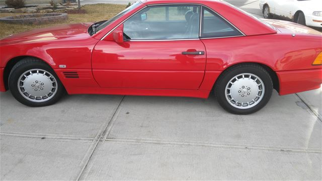 1990 mercedes 500sl for sale calagry alberta for 1990 mercedes benz 500sl for sale