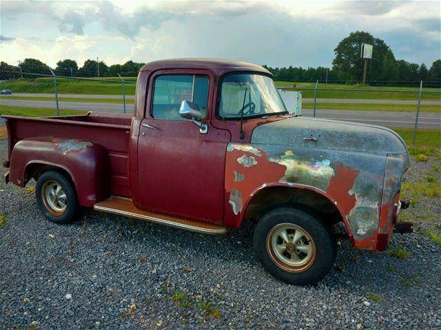 Old Dodge Trucks For Sale >> 1955 Dodge Truck For Sale Ft Payne Alabama