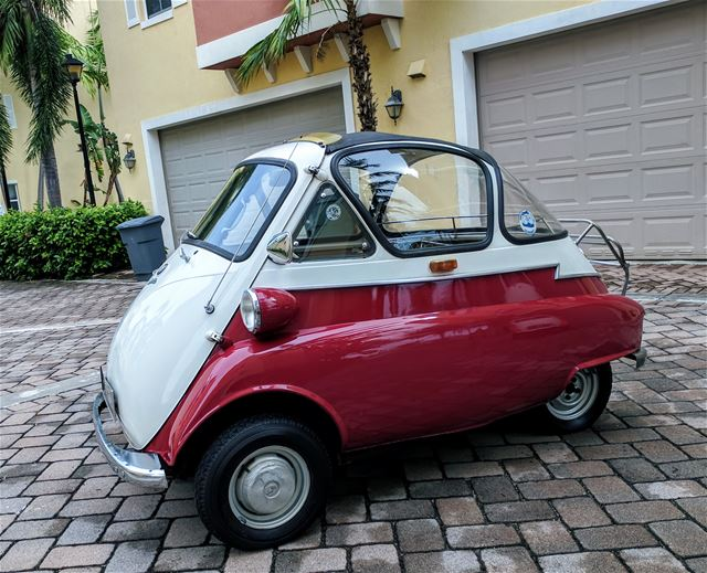 1956 BMW Isetta For Sale Lighthouse Point, Florida