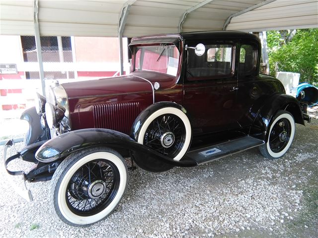 1931 Chevrolet Independent