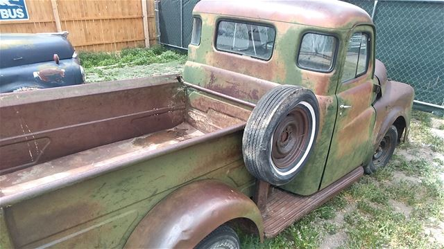 1950 Dodge 5 Window for sale