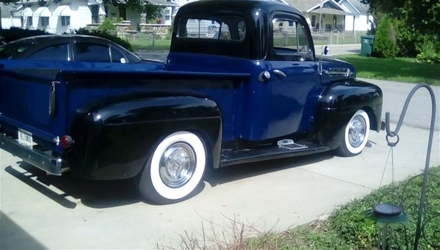 1952 Ford Truck for sale