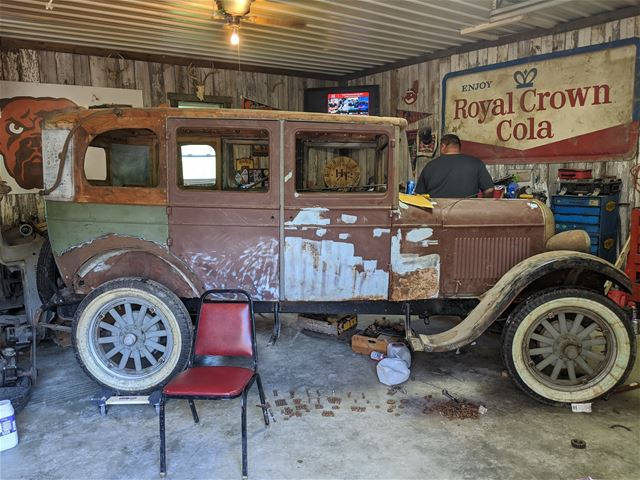 1928 Chrysler Series 52