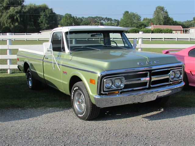 1969 GMC Truck For Sale Martinsburg Pennsylvania