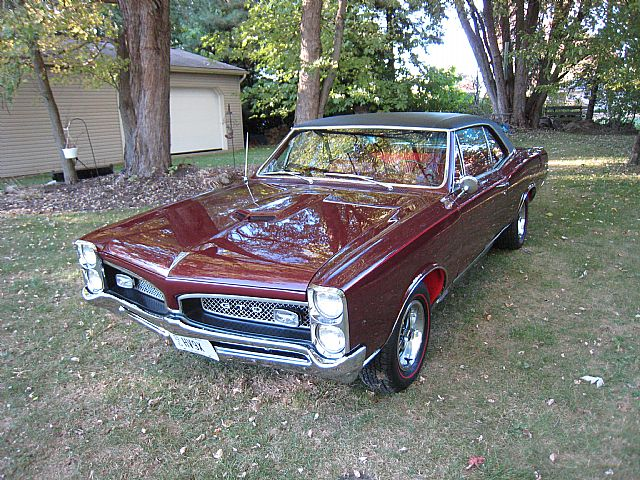 1967 Pontiac GTO for sale