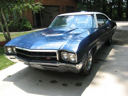 1969 Buick GS for sale