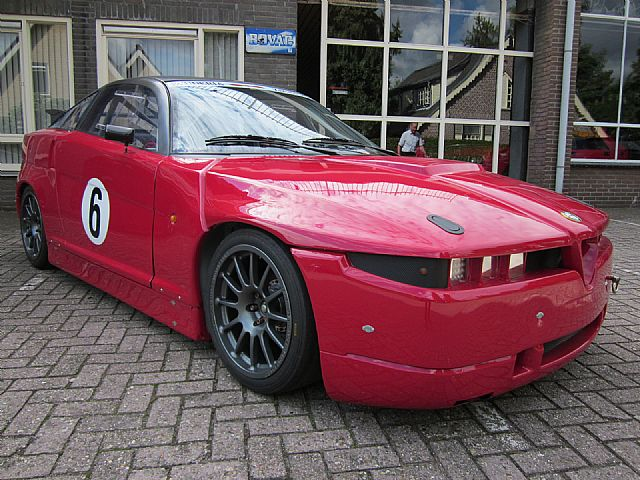 1990 Alfa Romeo SZ ES30 for sale