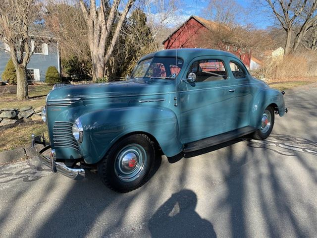 1940 Plymouth P-9