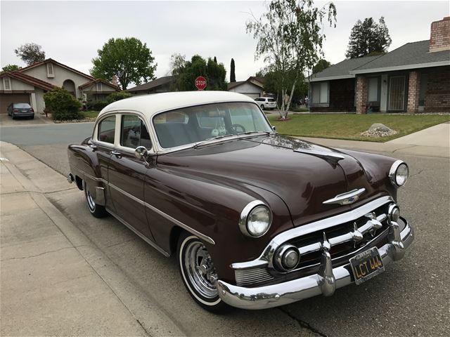 1953 chevrolet 210 for sale elk grove california for 1953 chevy 4 door