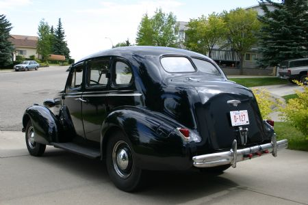 1938 Buick McLaughlin for sale