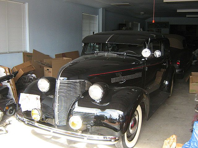 1939 Chevrolet Master for sale