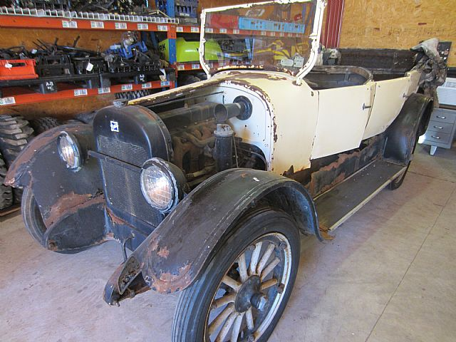 1922 Buick Tourister for sale