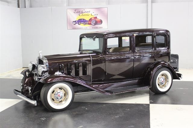 1932 Pontiac Sedan for sale