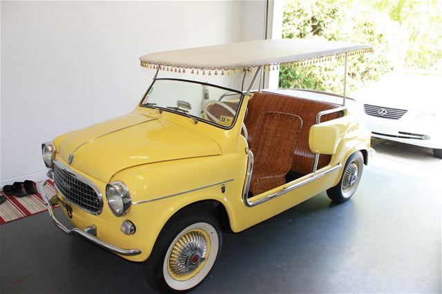 1960 Fiat Jolly 600 for sale