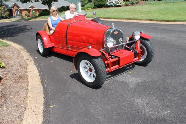 1927 Bugatti Replica for sale