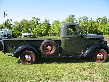 1937 International D Series for sale