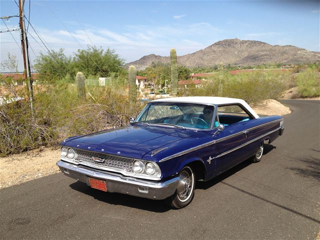 1963.5 Ford Galaxie