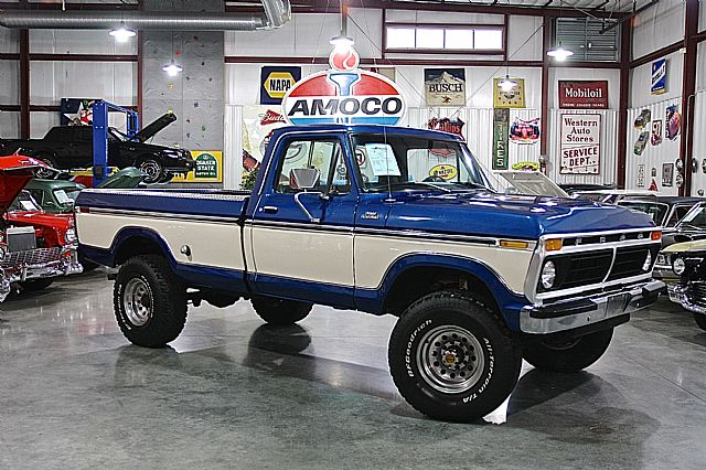 1977 Ford F250 for sale