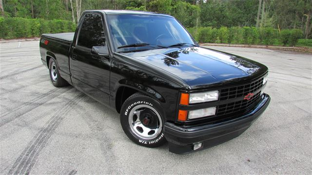 1990 Chevrolet Silverado 454SS For Sale Fort Myers, Florida