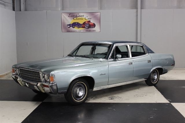1972 AMC Brougham for sale