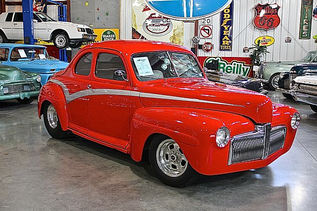 1946 Ford 5 Window Coupe for sale