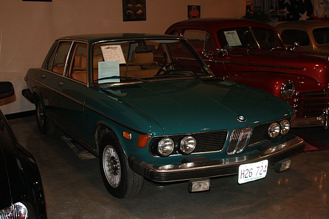1974 BMW 3.0s for sale