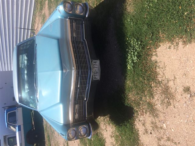 1966 Cadillac Calais for sale