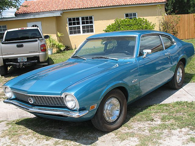 1970 Ford Maverick for sale
