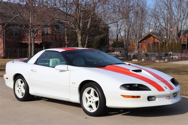 1997 Chevrolet Camaro Z28 Ss Lt4 For Sale Alsip Illinois