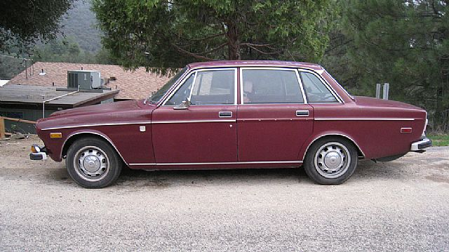 1973 Volvo 164E for sale