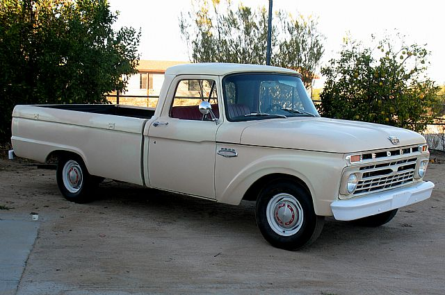 1966 Ford F150 for sale