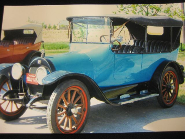 1915 Buick C37 for sale