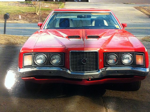 1972 Mercury Montego for sale