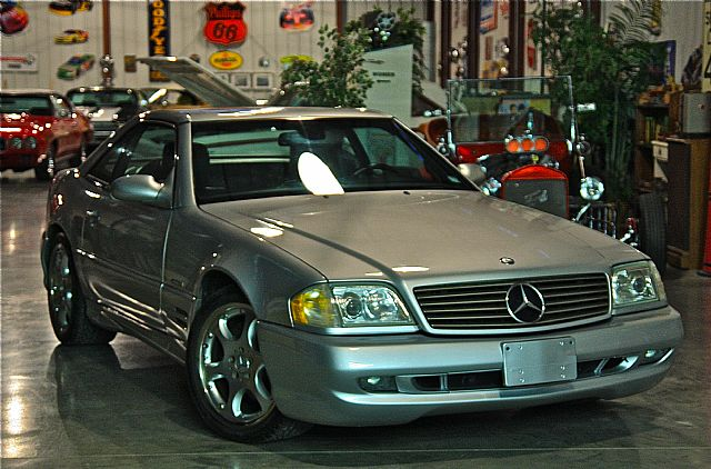2001 Mercedes SL500 for sale