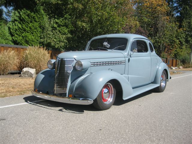 1938 Chevrolet Master Deluxe Coupe For Sale Langley, British