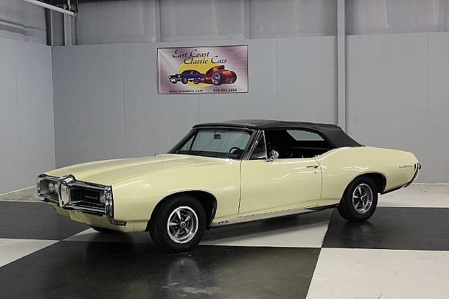 1968 Pontiac LeMans for sale