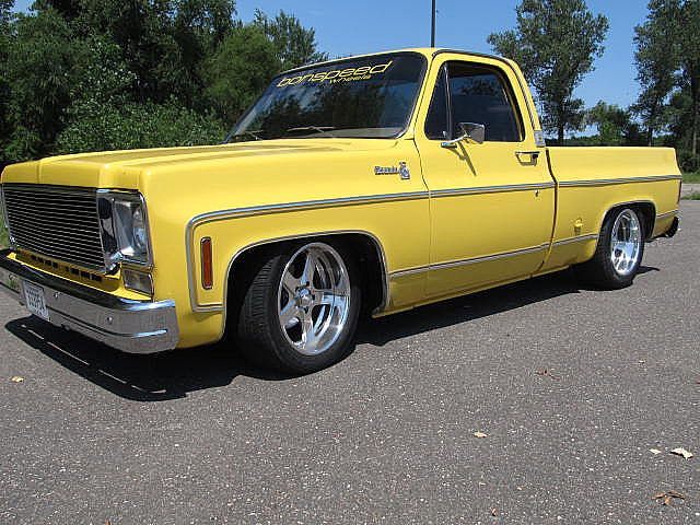 1977 Chevrolet Pickup for sale