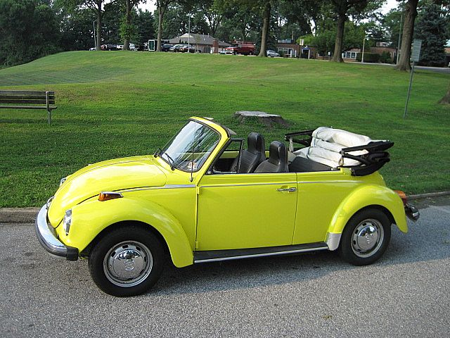 1974 Volkswagen Beetle for sale