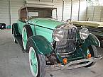 1930 Lincoln Sport Coupe